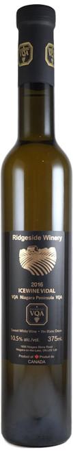 Ridgeside Winery Icewine Vidal 2016