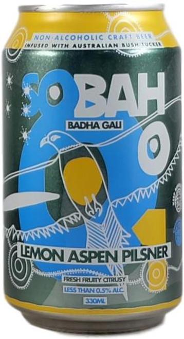 Sobah Lemon Aspen Pilsner