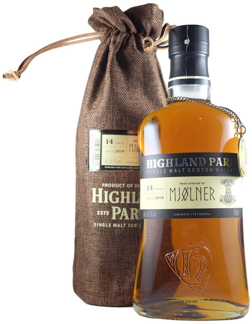 Highland Park Mjolner Edition 14-Year-Old