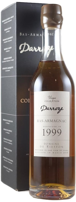 Darroze 1999 Domaine De Rieston Bas Armagnac Mini Bottle