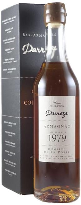 Darroze 1979 Domaine De La Poste Armagnac Mini Bottle
