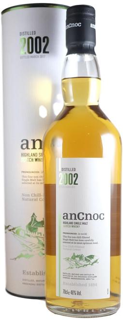 AnCnoc 2002 Vintage Single Malt Scotch Whisky
