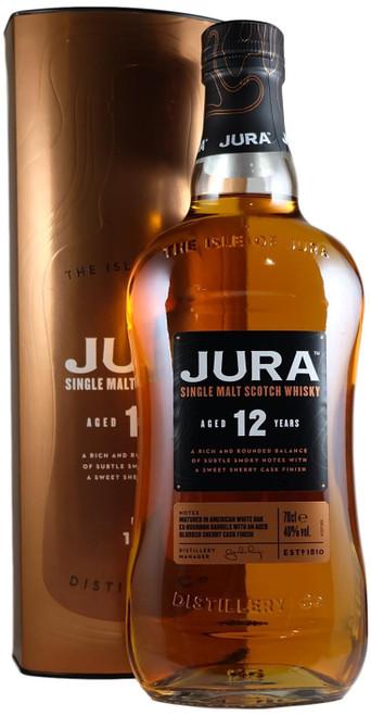 Jura 12-Year-Old Single Malt