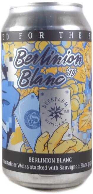 Beerfarm Berlinion Blanc 19