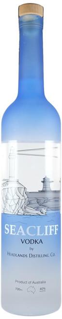 Seacliff Vodka (Headlands Distilling Co)