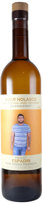 Omar Nolasco Espadin Mezcal