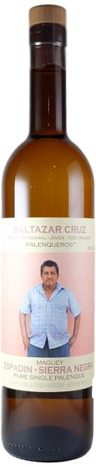 Baltazar Cruz Espadin-Sierra Negra Mezcal