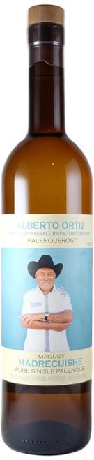 Alberto Ortiz Madrecuishe Mezcal