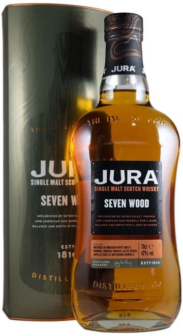 Jura Seven Wood Single Malt