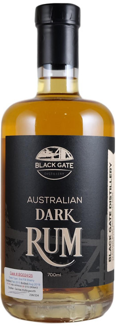 Black Gate Sherry Cask Rum BG024/25