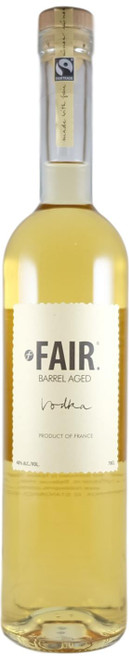 Fair Barrel Aged Vodka