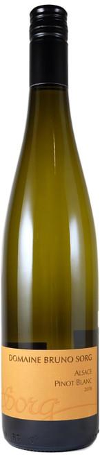 Domaine Bruno Sorg Pinot Blanc 2016
