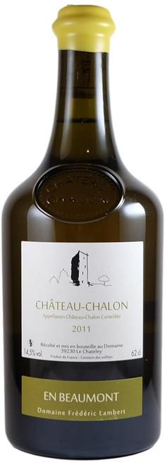 Frederic Lambert En Beaumont Chateau Chalon 2011