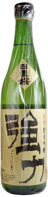 Hiokizakura Junmai Ginjo Densho Goriki 720ml