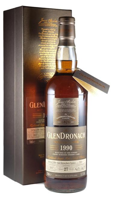GlenDronach Single Cask Batch 16 1990 #7003