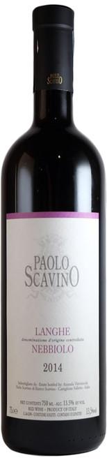Paolo Scavino Langhe Nebbiolo 2014