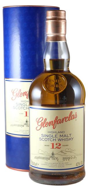 Glenfarclas 12 Year Old Single Malt