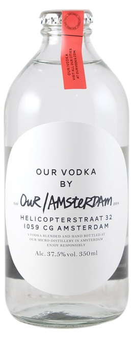 Our Vodka by Our/Amsterdam