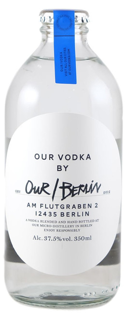 Our Vodka by Our/Berlin