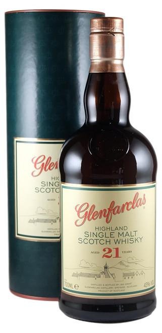 Glenfarclas 21 Year Old Single Malt