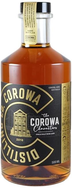 Corowa The Characters Australian Single Malt Whisky