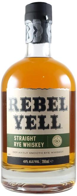 Rebel Yell Straight Rye Whiskey