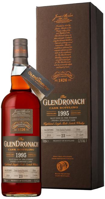 GlenDronach 1995 Single Cask #3040 (Batch 17)