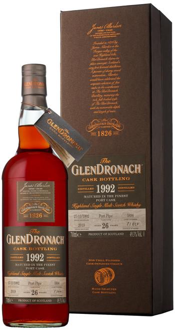 GlenDronach 1992 Single Cask #5896 (Batch 17)