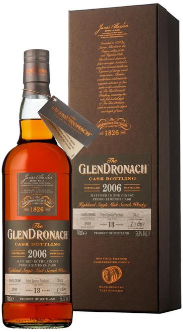 GlenDronach 2006 Single Cask #3343 (Batch 17)