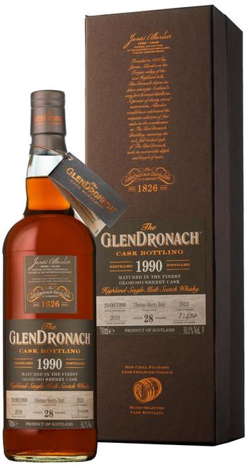 GlenDronach 1990 Single Cask #2623 (Batch 17)