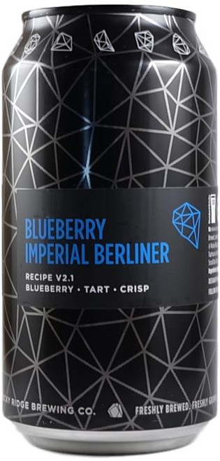Rocky Ridge Imperial Blueberry Berliner