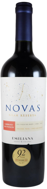 Emiliana Novas Gran Reserva 2015