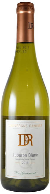 Dauvergne and Ranvier Vin Gourmand Luberon Blanc 2018