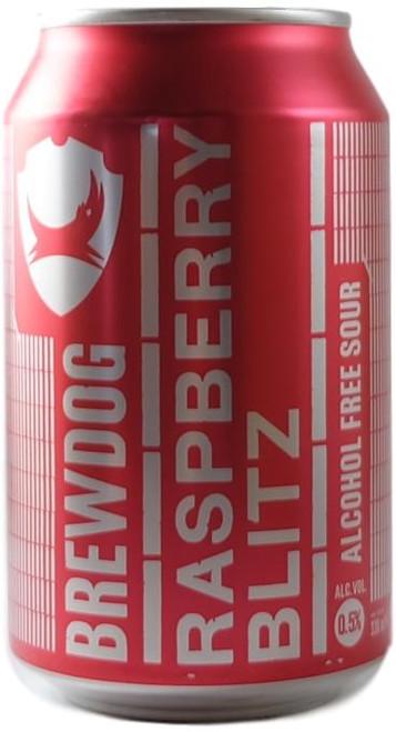 BrewDog Rasberry Blitz - Low Alcohol