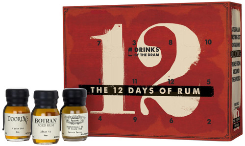The 12 Days Of Christmas Rum