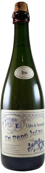 Pere Jules Cidre Bouche (dry Apple Cider) 750ml
