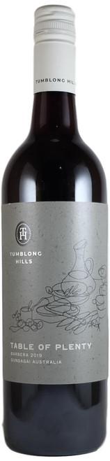 Tumblong Hills Table of Plenty Barbera 2019