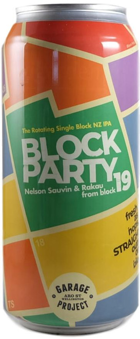 Garage Project Block Party 2019 - 440ml