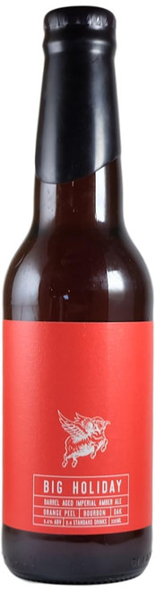 New England BIG Holiday BBA Imperial Amber