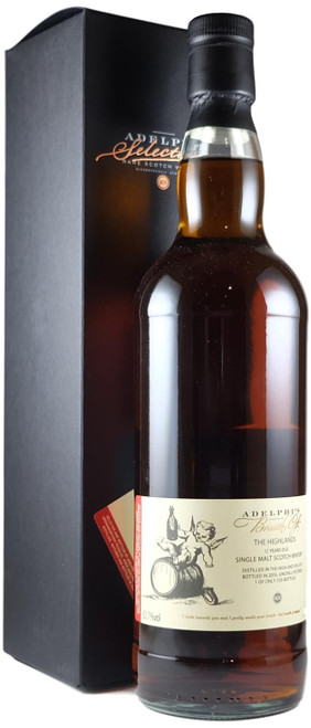 Adelphi Breath Of The Highlands 2007 12-Year-Old