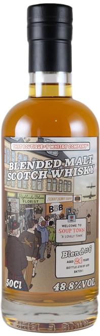 Boutique-y Blended Malt Blend #6 24-Year-Old