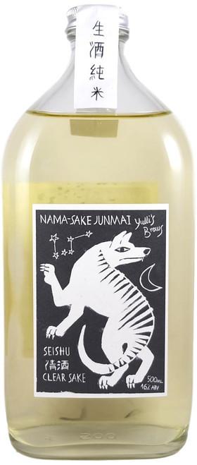 Yulli's Thylacine Seishu Clear Junmai Nama-Sake 500ml