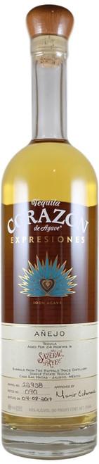 Corazon Expresiones Sazerac Anejo Tequila