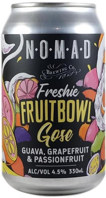 Nomad Freshie Fruit Bowl Gose