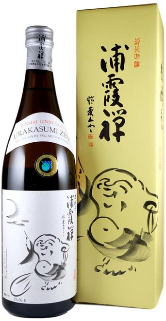 Urakasumi Zen Junmai Ginjo 720ml