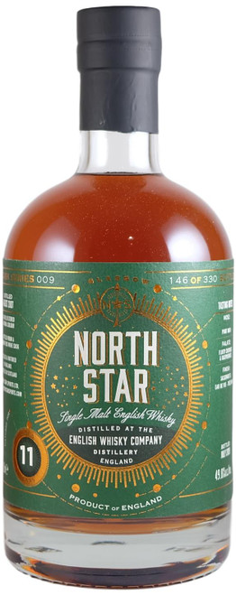 North Star English Whisky Company 11-Year-Old Single Cask