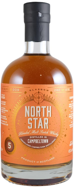 North Star Campbeltown 5-Year-Old Single Cask