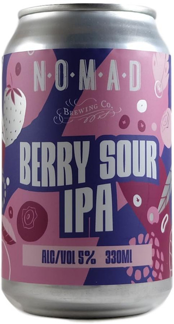 Nomad Berry Sour IPA