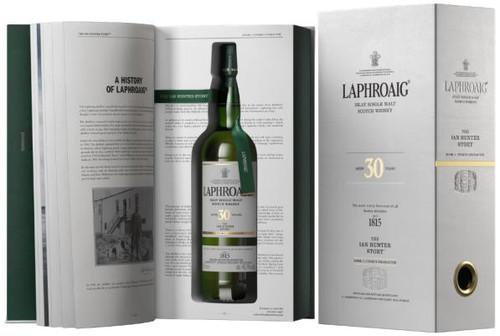 Laphroaig Ian Hunter Book 30-Year-Old Single Malt Scotch Whisky