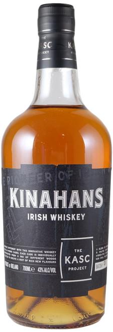 Kinahans The KASC Project Irish Whiskey